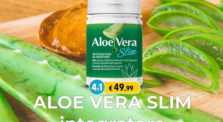 Aloe Vera Slim è una Truffa o funziona davvero per dimagrire? Recensioni, opinioni e prezzo